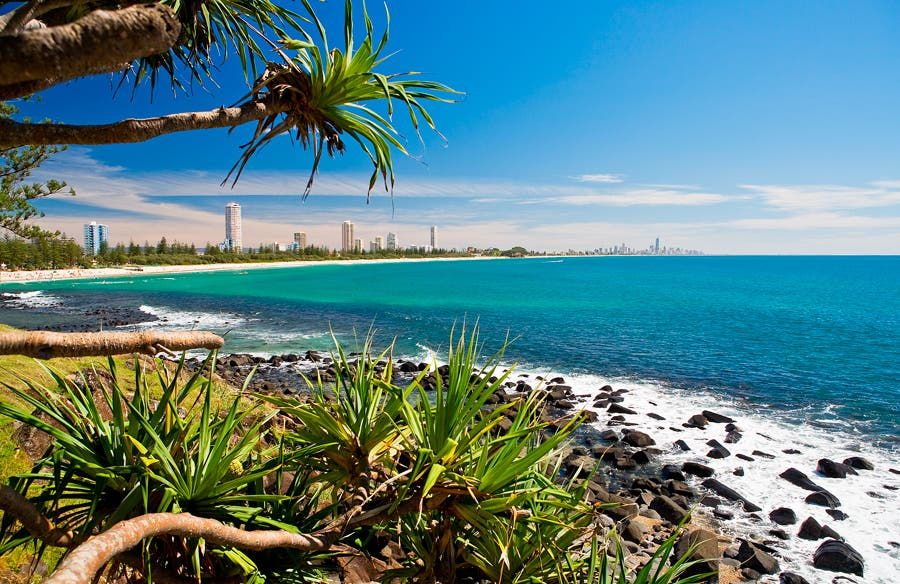 بيرلي هيدز أو كوينزلاند في أستراليا