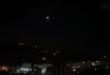 تصدي الدفاعات الجوية في دمشق للغارات الإسرائيلية