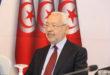زعيم حركة النهضة رئيس مجلس نواب الشعب التونسي راشد الغنوشي