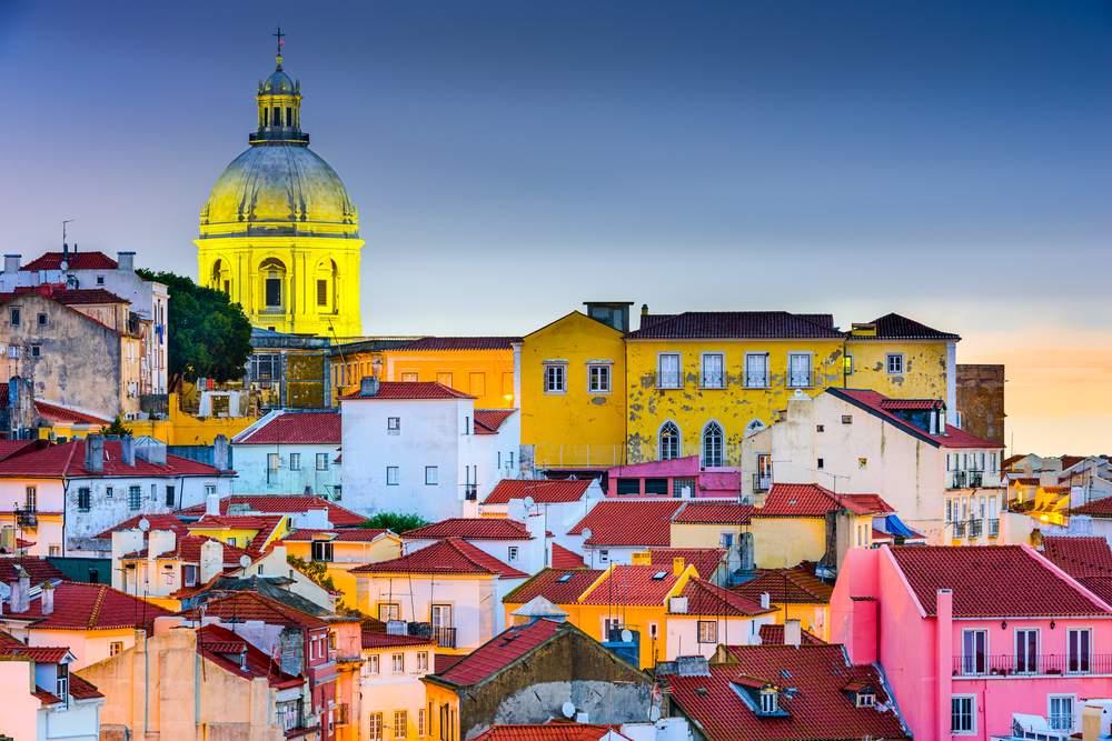 لشبونة البرتغالية