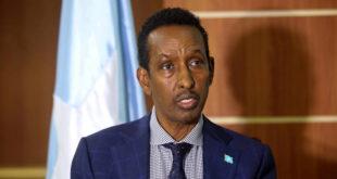 وزير خارجية الصومال أحمد عيسى عوض