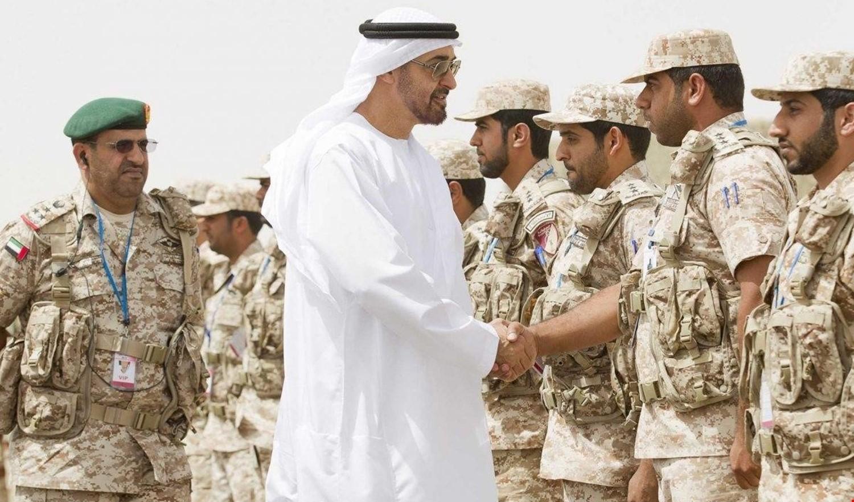 ولي عهد أبوظبي محمد بن زايد كان يتابع المفاوضات أولًا بأول حتى التوصل إلى اتفاق