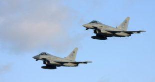 طائرات مقاتلة سعودية