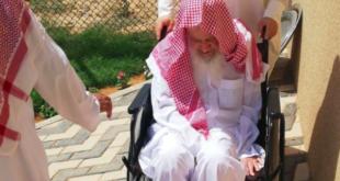 الشيخ محمد الصقعبي بعد الإفراج عنه