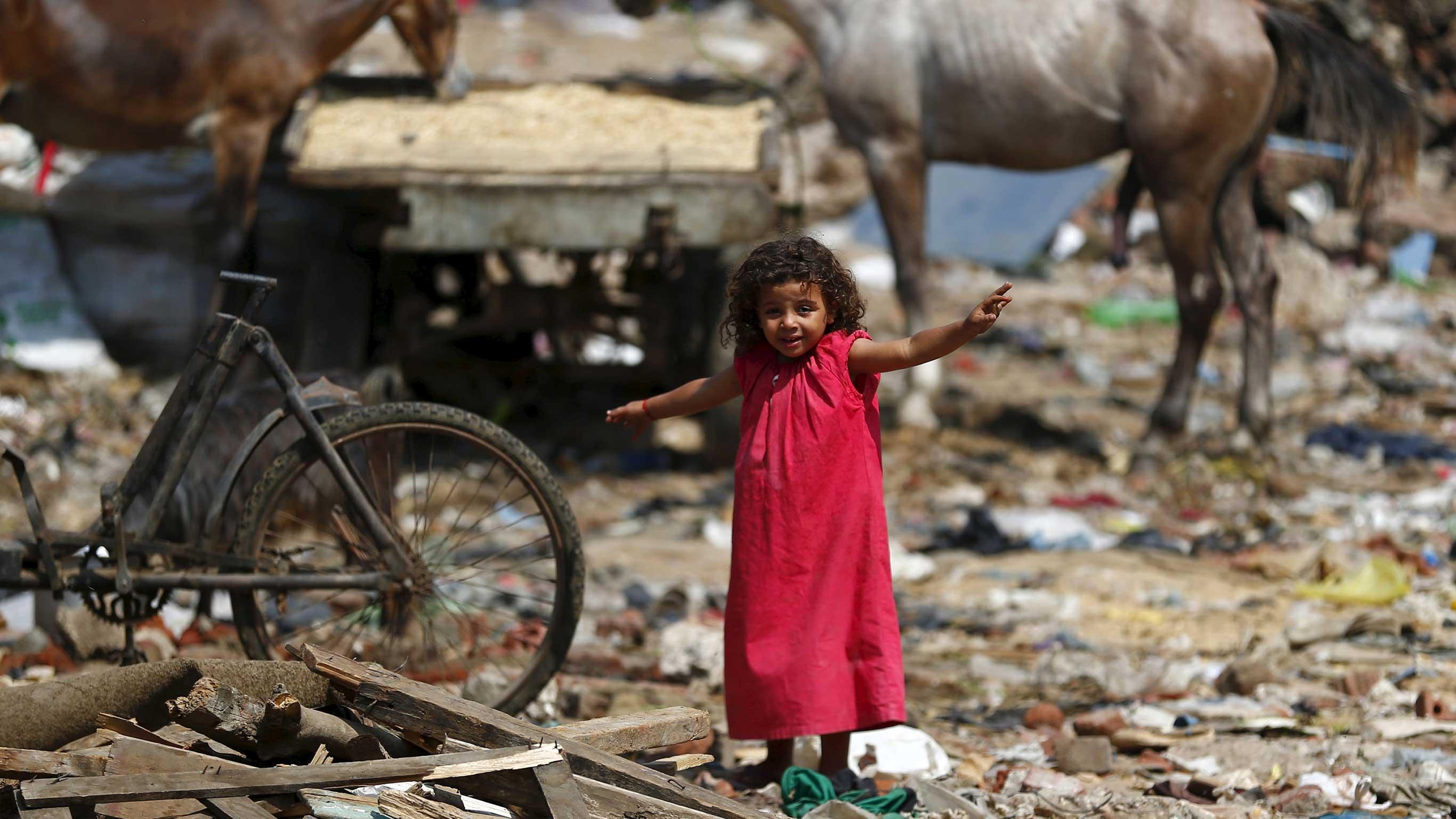 أعلى معدلات الفقر كانت في صعيد مصر