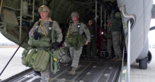 السعودية قالت إن نشر قوات أمريكية على أراضيها سيسهم في أمن المنطقة واستقرارها