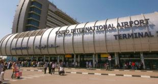 مطار القاهرة الدولي في مصر