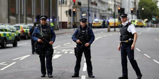 عناصر من الشرطة في لندن