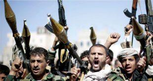 عناصر من الحوثيين في اليمن