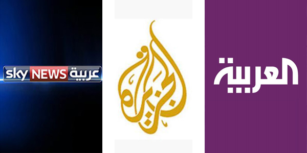صورة مسؤول إماراتي بارز: الإعلام القطري أقوى من إعلامنا.. وغادة عويس: مرحبًا بك في الجزيرة.. ماذا رد؟