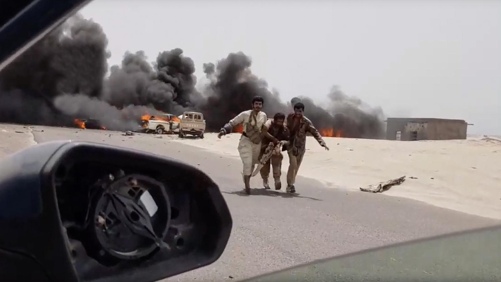 Photo of اشتباكات بين السعودية والإمارات في عدن