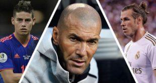 غاريث بيل كان على وشك الرحيل من ريال مدريد وخاميس كان مُعارًا إلى بايرن ميونخ