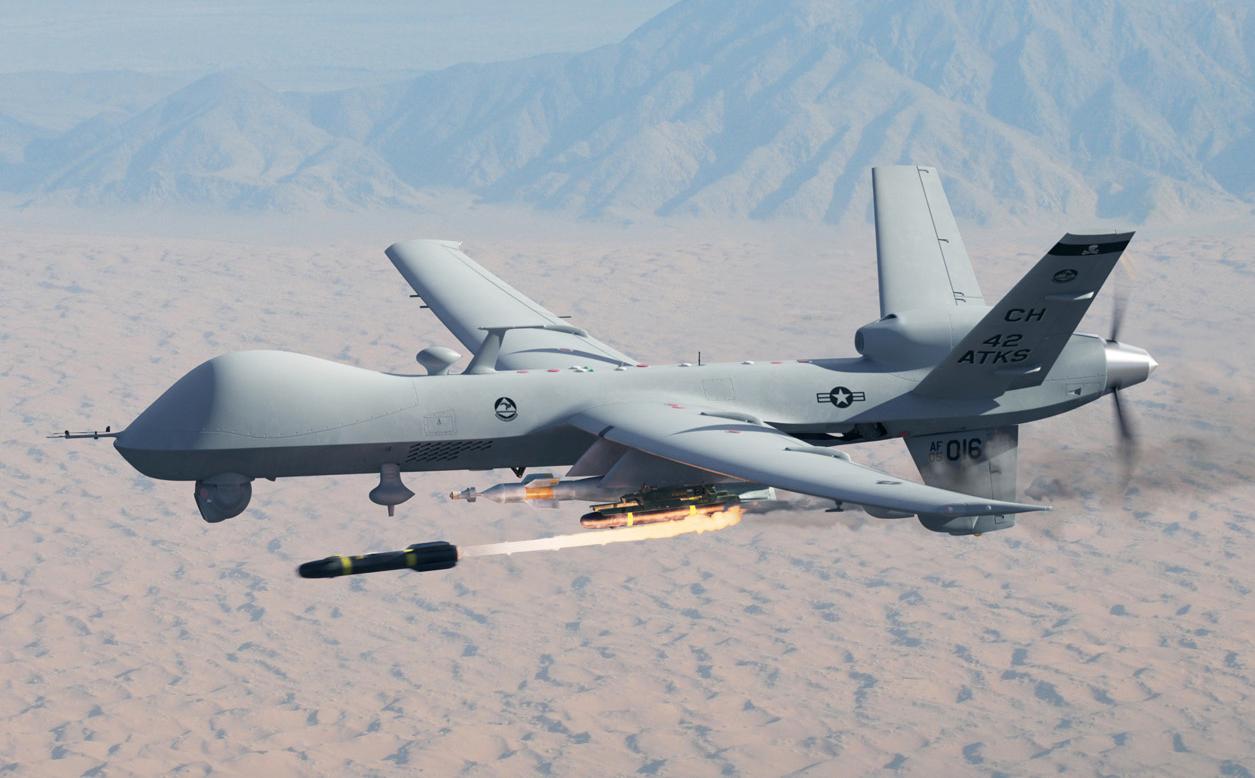 طائرة أمريكية من نوع MQ9