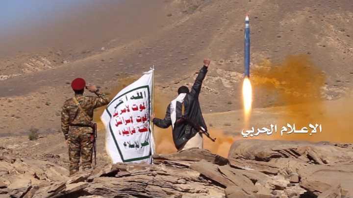 صورة إصابة 3 سعوديات في هجوم صاروخي للحوثيين على جازان