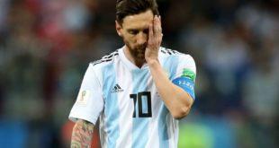 النجم الأرجنتيني الشهير ليونيل ميسي