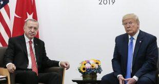 الرئيسان التركي رجب طيب أرودغان والأمريكي دونالد ترامب