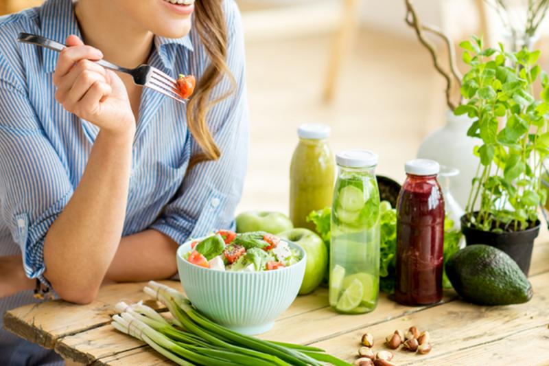 الدراسة دعت لإحداث توازن غذائي من أجل صحة أفضل