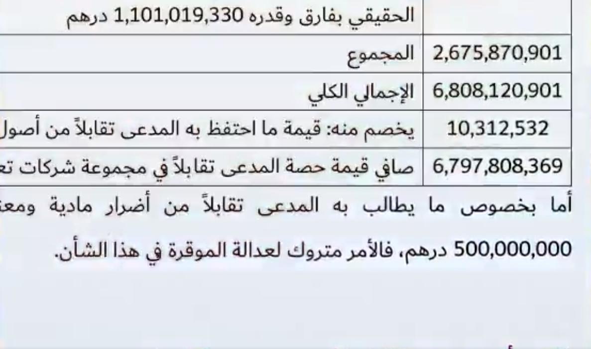 القضاء الإماراتي أكد وقوع عملية الاحتيال لكن المحكوم عليهما لم يدفعا التعويض
