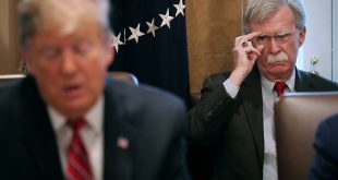 ترامب قال إنه كان يعارض الكثير من سياسيات بولتون