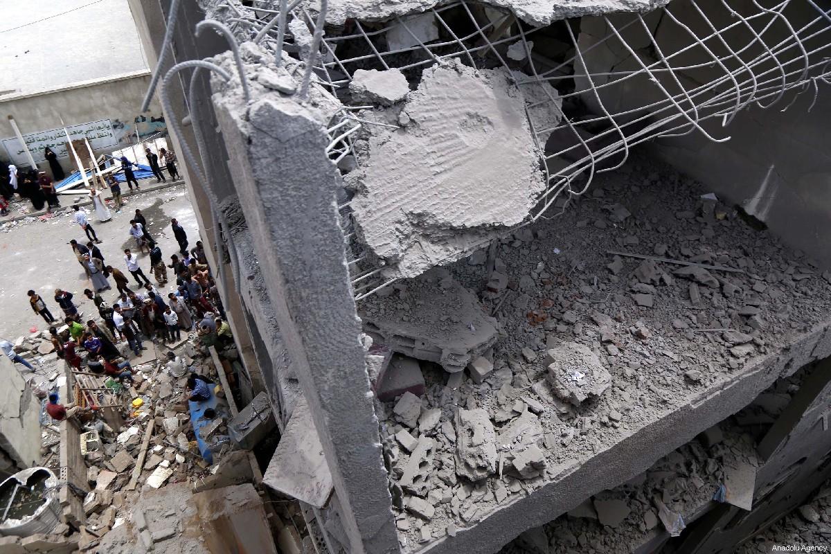 صورة الأمم المتحدة: 19 طفلاً من بين القتلى في غارات التحالف الأخيرة في اليمن