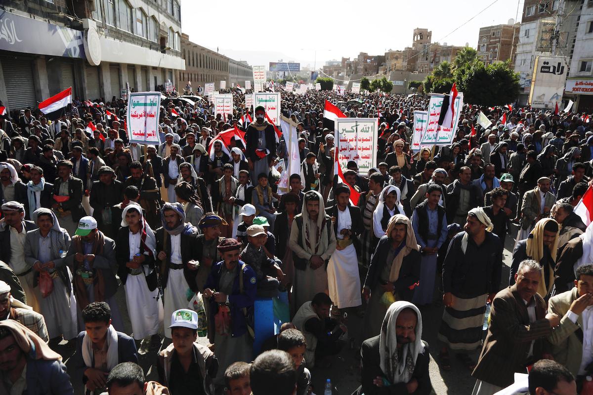 صورة الحوثيون يطلبون وساطة مصر لإطلاق سراح معتقلي حماس في السعودية مقابل الإفراج عن ضباط سعوديين أسرى لديهم