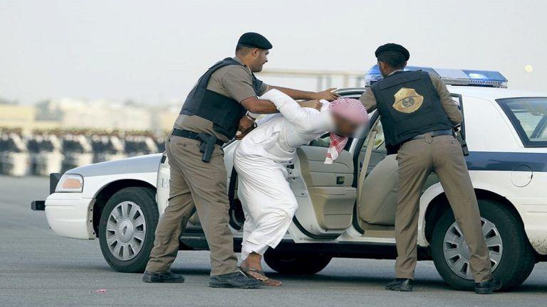 عناصر من الأمن السعودي