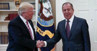 جاء سحب الجاسوس بعد اجتماع سري بين ترامب ولافروف