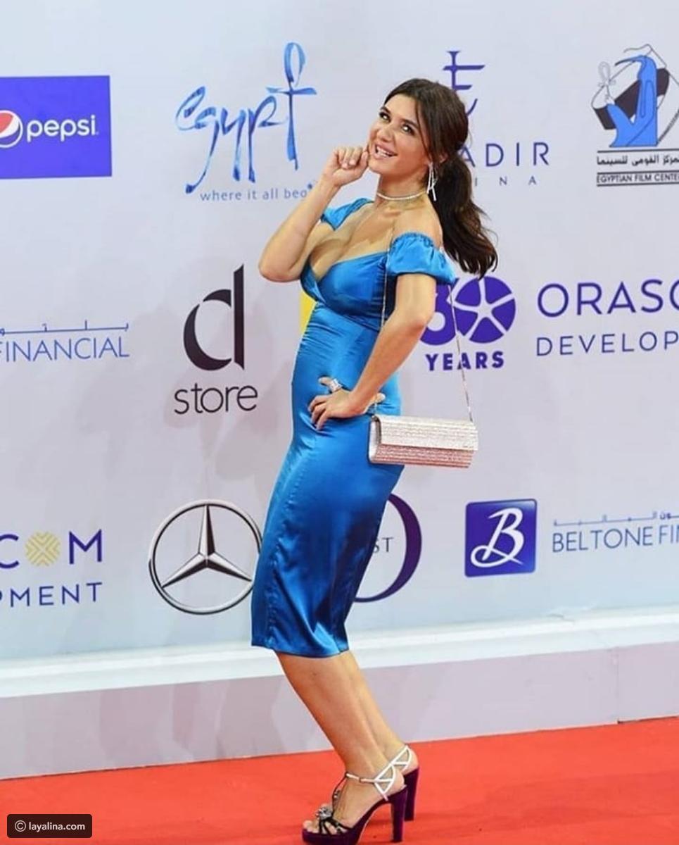 """Photo of صورة: انتقادات واسعة للممثلة غادة عادل بعد ظهورها """"الفاضح"""" بمهرجان الجونة"""