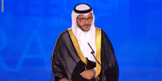 الدبلوماسي السعودي سلمان الأنصاري