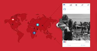 مؤسسات حقوقية عديدة اتهمت مواقع التواصل بمحاباة الحكومات