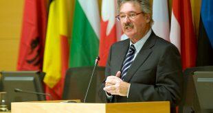 وزير خارجية لوكسمبورغ جان أسيلبورن