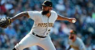 Pittsburgh Pirates' closer Felipe Vázquez accused of sex crimes in Florida and Pennsylvania