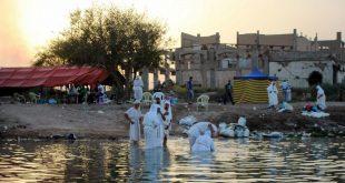 التقرير حذر من أن الغرق سيدفع الآلاف للفرار من منازلهم