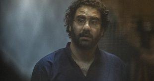 الناشط المصري اليساري علاء عبد الفتاح