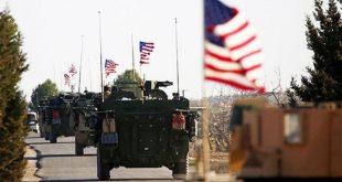 مركبات عسكرية أمريكية منسحبة من سوريا باتجاه العراق