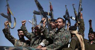 مقاتلون حوثيون في اليمن