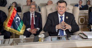 رئيس حكومة الوفاق الوطني في ليبيا فائز السراج