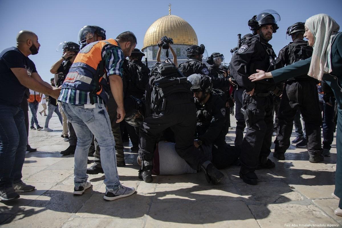 صورة إسرائيل: سنسمح لليهود بالصلاة في المسجد الأقصى ونغيّر الأمر الواقع