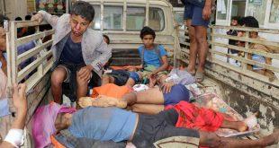 الأمم المتحدة وصفت اليمن بأنه أسوأ كارثة إنسانية في العالم (أرشيف)