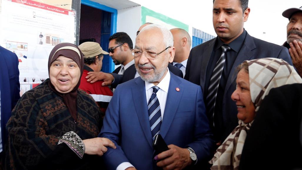 Photo of الغنوشي يتلقى دعوة رسمية من مرزوق الغانم لزيارة الكويت