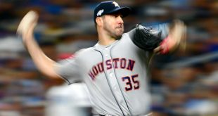 Why Justin Verlander's track record in potential series-ending games gives Nationals fans hope
