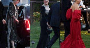 Emma Stone, Kris Jenner & More Attend Jennifer Lawrence's Wedding to Cooke Maroney in Rhode Island