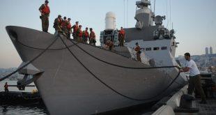 البحرية الإسرائيلية