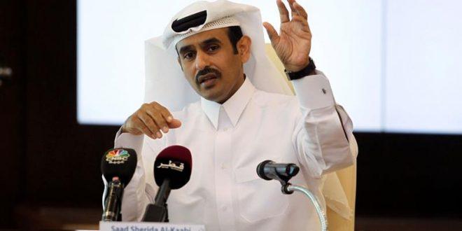 وزير الطاقة القطري سعيد الكعبي