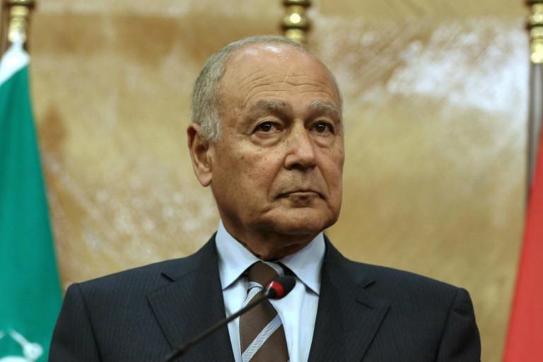 صورة الجامعة العربية ترفض صفقة القرن
