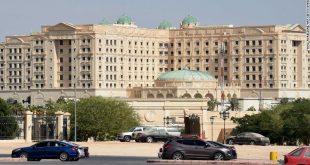 فندق ريتز كارلتون في الرياض