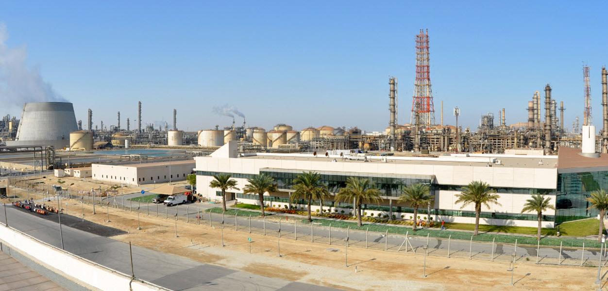 جانب من مشاريع المجموعة السعودية للاستثمار الصناعي