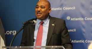 وزير المالية في السودان إبراهيم البدوي