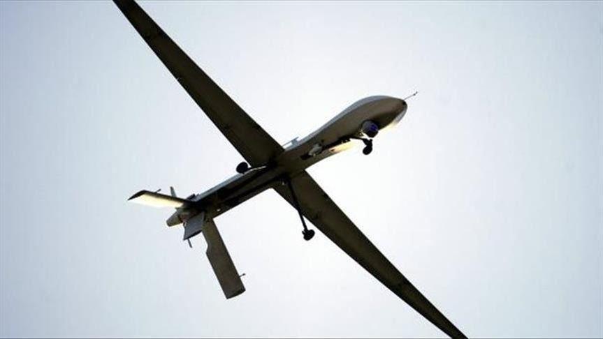 طائرة بدون طيار من صناعة إسرائيل