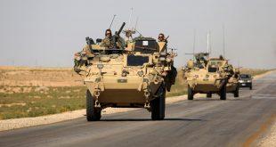 قوات أمريكية في مناطق سيطرة المسلحين الأكراد شمالي شرق سوريا